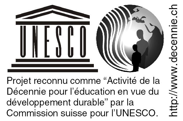 Unesco - Activité de la Décennie des Nations Unies pour l'éducation en vue du développement durable